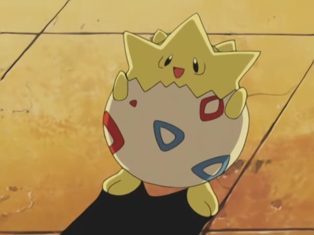 What type of Pokemon is Togepi?