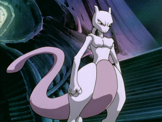 Mewtwo is a psychic-type Pokemon!