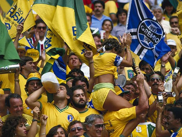 role of soccer in brazilian society