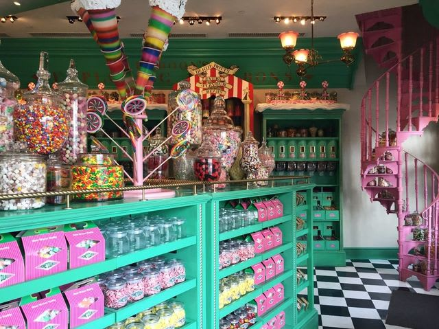 Which one of these Harry Potter snacks is not for sale at Honeydukes?