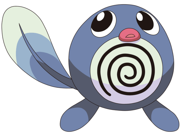It was Poliwag!