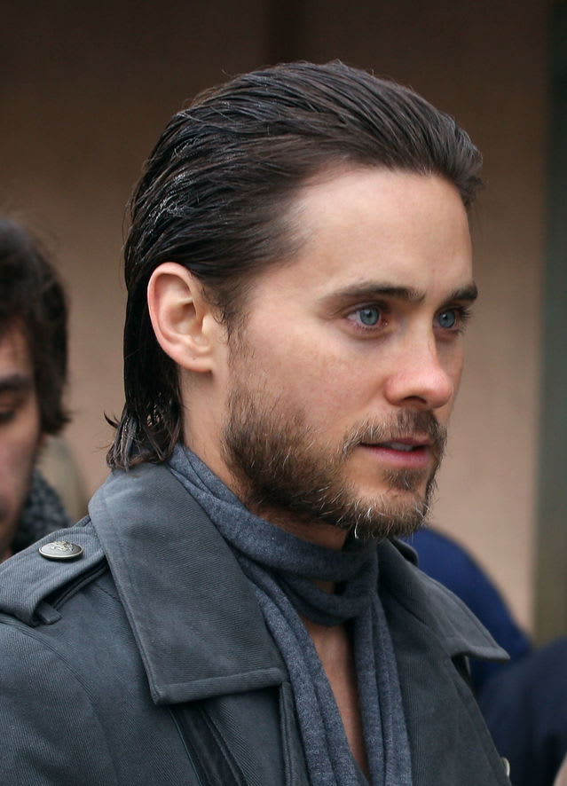 how to do a fade haircut on a white jared leto hairstyles jared leto hairstyles www pixshark 4978