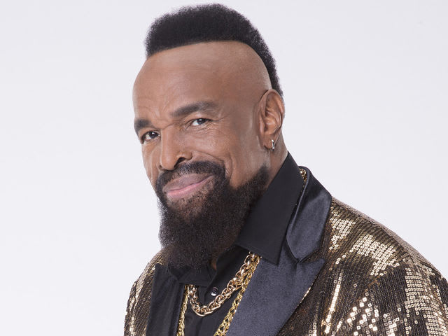 It's actor Mr. T! He served in the Army.