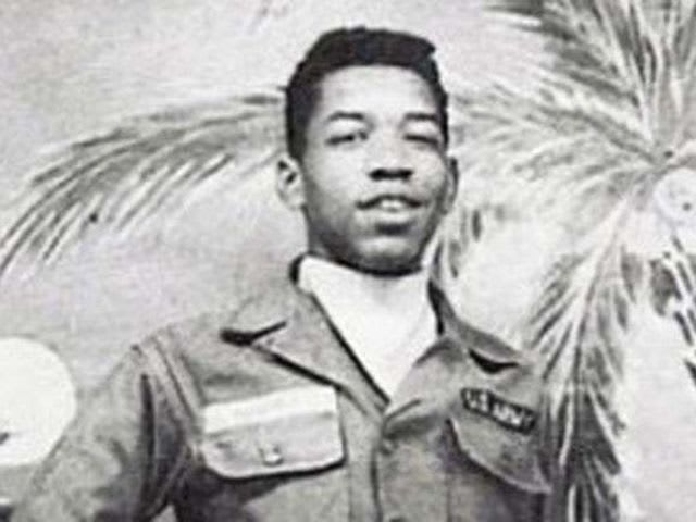 Name this famous service member!