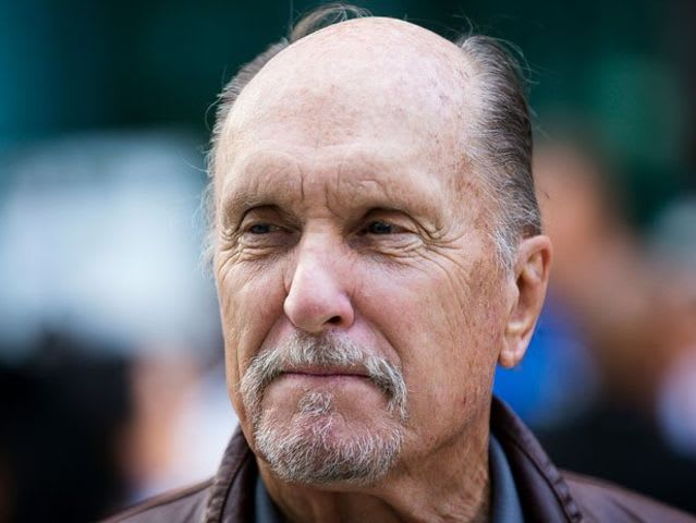 It's actor Robert Duvall! He served in the Army during the Korean War.
