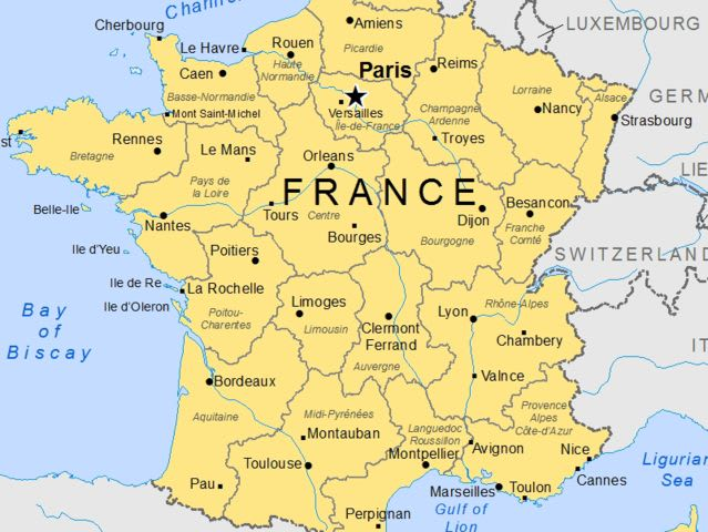an overview of france An overview of the french agrifood industry in 2014 may 6, 2015 the french agrifood industry is one of france and europe's most important economic sectors.