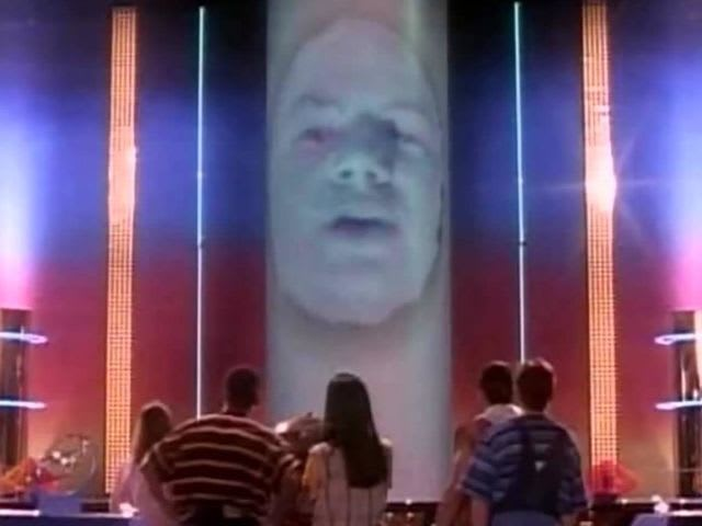 What planet was Zordon from?