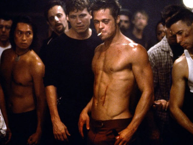 """If this is your first night at Fight Club, you have to fight."""