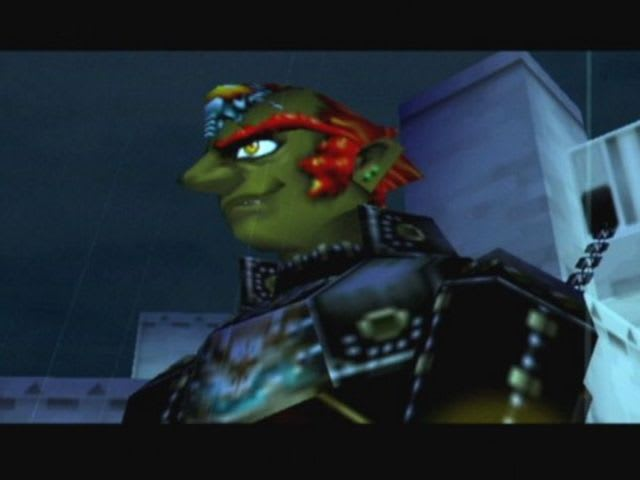 Ganondorf was born King of the ______ before gaining a part of the Triforce and conquering Hyrule.