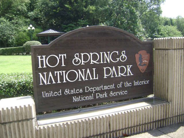 Hot Springs National Park