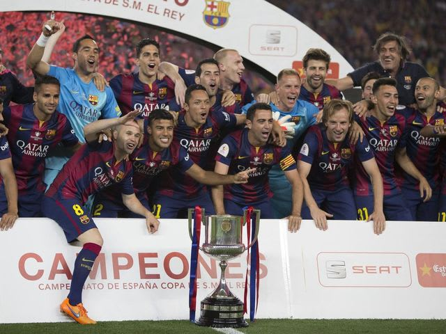 Barcelona has won 28 Copa del Rey titles compared to 19 for Real Madrid