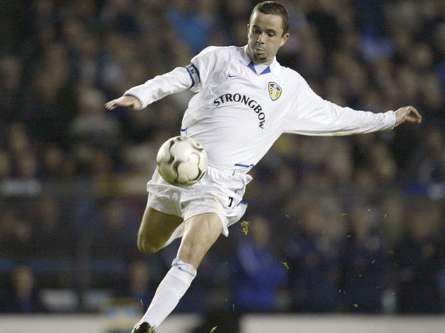Kelly played 325 times for Leeds in the Premier League