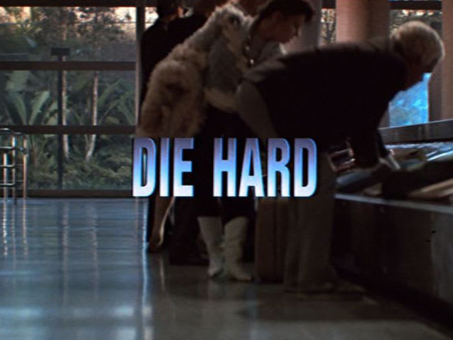 "Who starred in ""Die Hard""?"