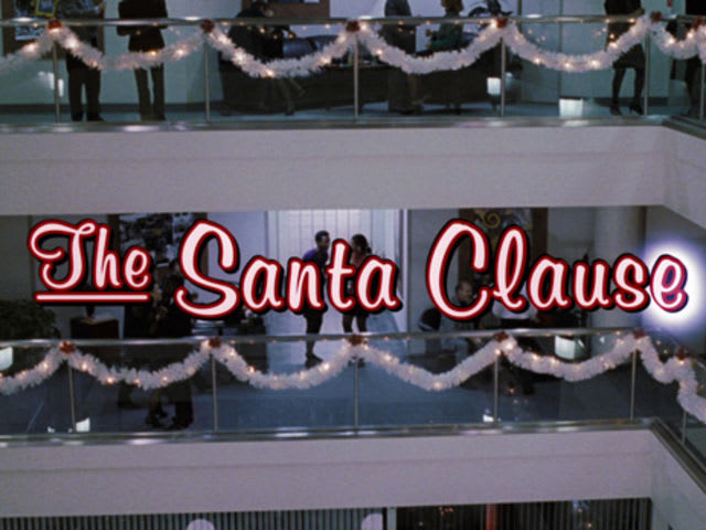 "Who starred in ""The Santa Clause""?"
