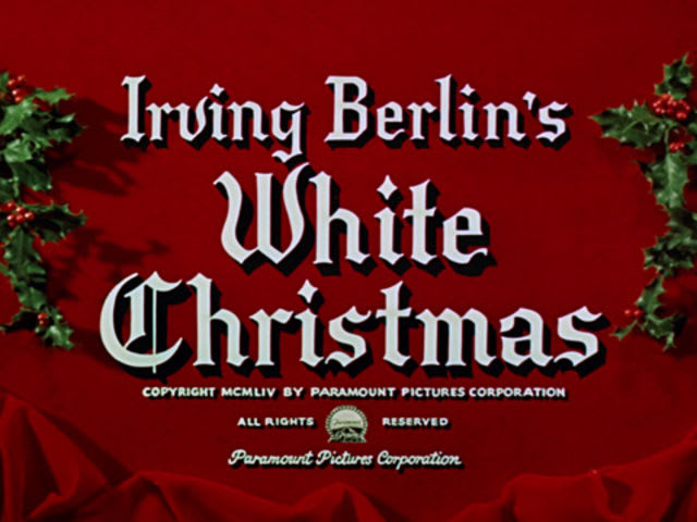 "Who starred in ""White Christmas""?"