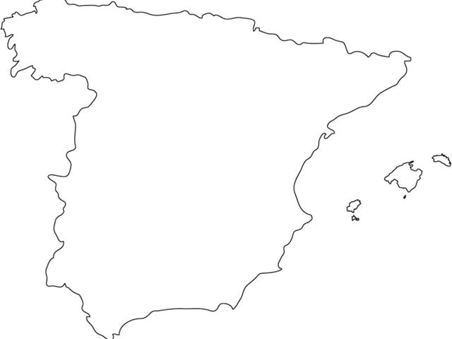 Can You Identify These Places From Their Outlines Alone QUIZ - Country outlines