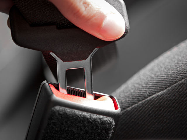 the importance of a seat belt in a car