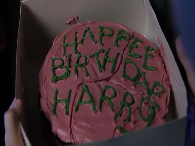 When is Hagrid's birthday?