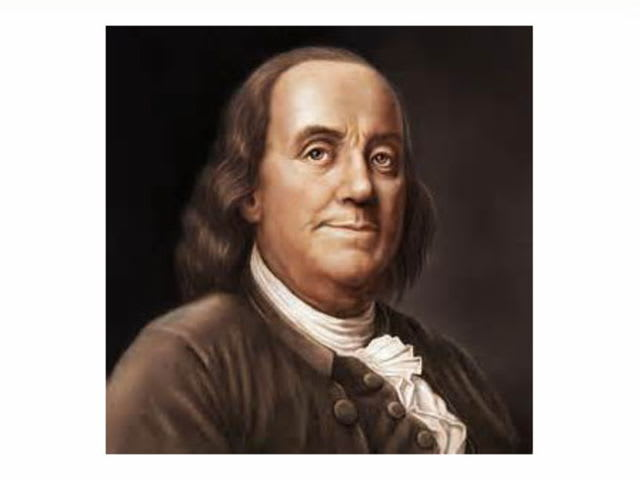 is benjamin franklin a reliable narrator