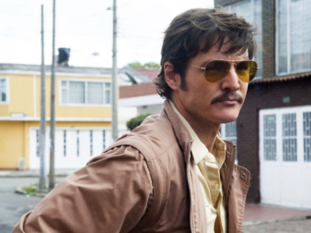 Javier Peña is a Narcos character!