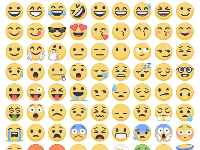 Pick an emoji to use in conversation: