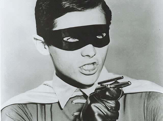 Answer: Burt Ward!