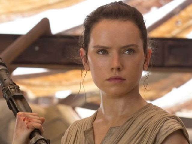 Rey has lived most of her life as a scavenger on: