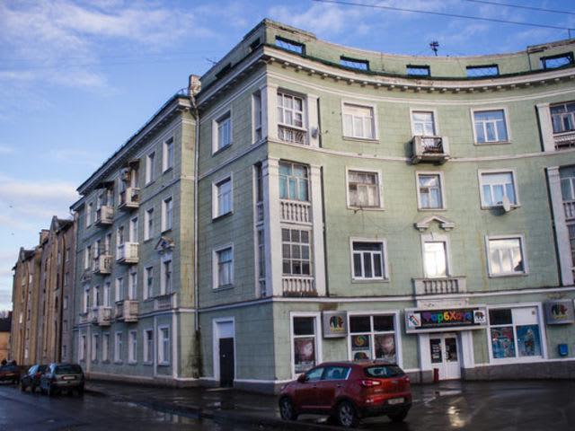 народные названия домов в москве нарисуйте нем