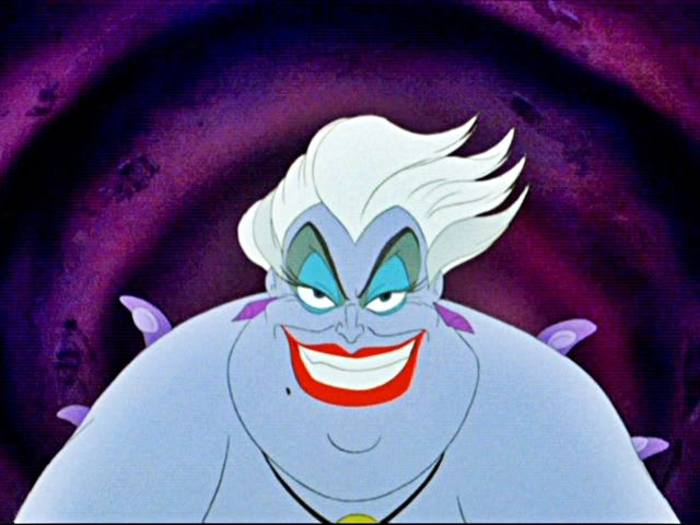 In The Little Mermaid, what name does Ursula go by when she disguises herself and uses Ariel's voice to try and win over Eric?