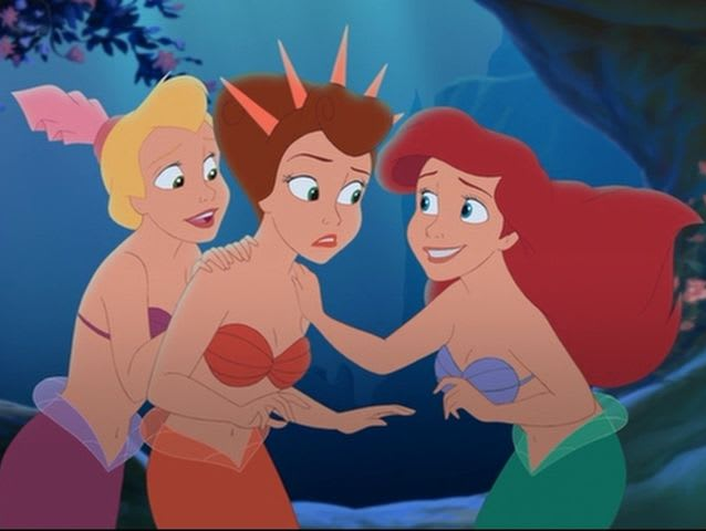How many sisters does Ariel have?