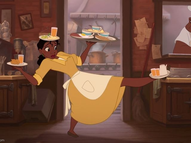 What U.S. city is the setting of The Princess and The Frog inspired by?