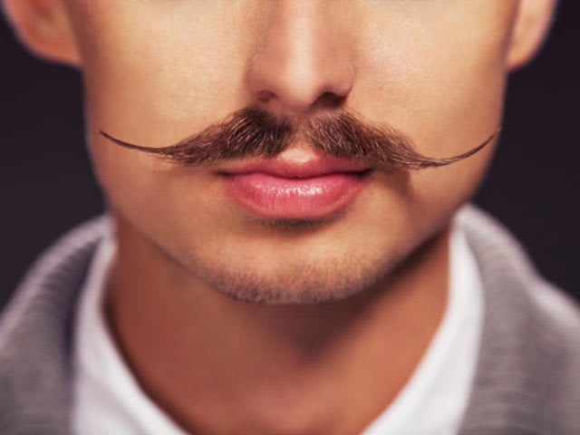 This funny term started around growing mustaches for a full month.