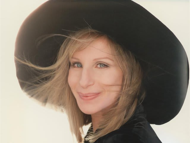 Streisand is the highest selling female recording artist of all time