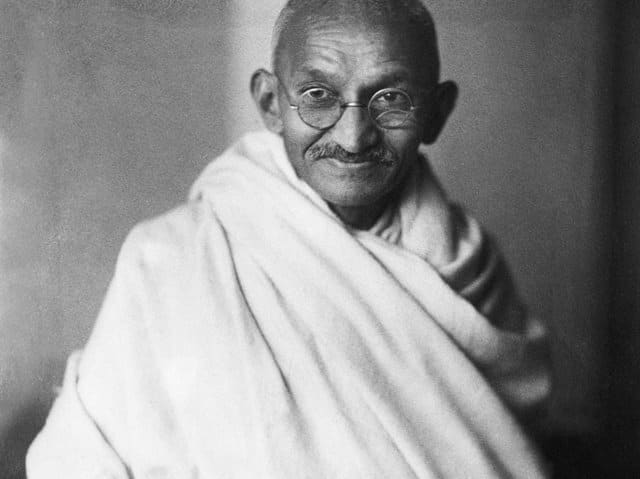 "What actor, born today in 1943, portrayed Gandhi in the movie ""Gandhi""?"
