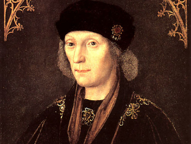 Answer: Henry Tudor of House Lancaster, who then married Elizabeth of York, joining the two houses!
