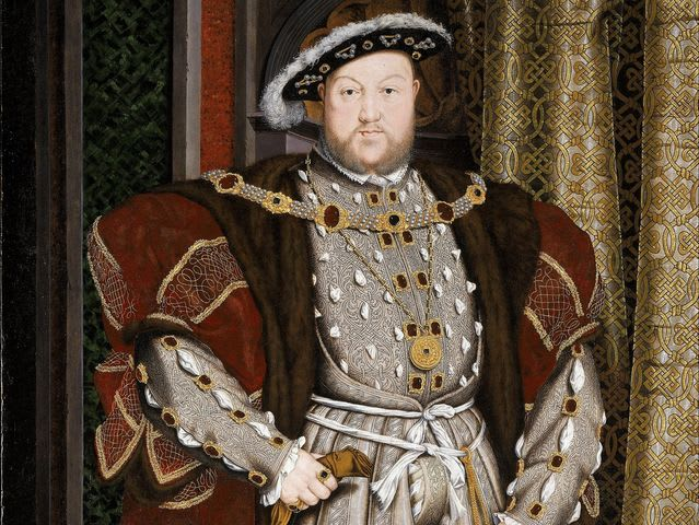Answer: King Henry VIII!