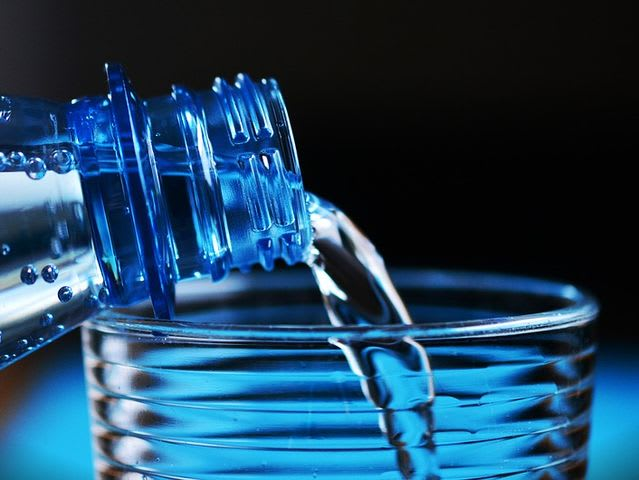 How many glasses of water should you drink each day for good health?