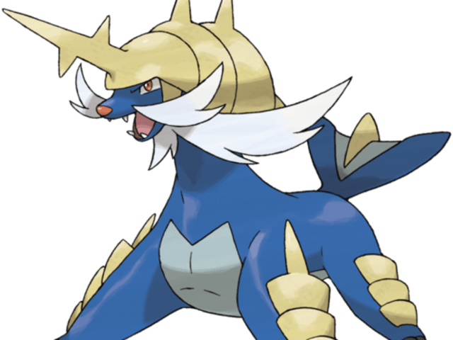 What type of Pokemon is Samurott?