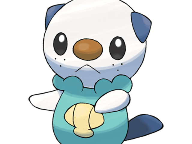 What type of Pokemon is Oshawott?