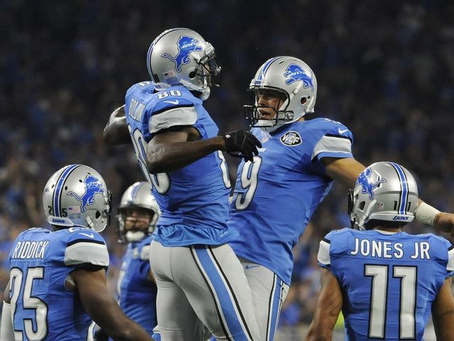 Lions are averaging 27.1 points per game this year.