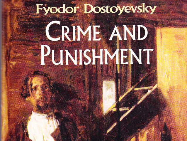penance through suffering in crime and punishment by fyodor dostoyevsky A summary of themes in fyodor dostoevsky's crime and punishment the crime is committed in part i and the punishment comes hundreds of through this action.