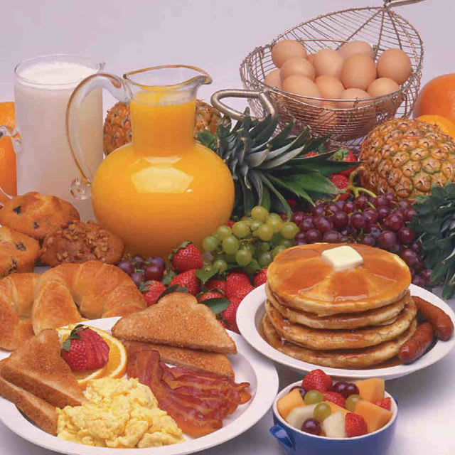 What do you most like to eat for breakfast?