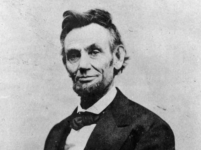 What proclamation that President Abraham Lincoln signed took effect today in 1863?