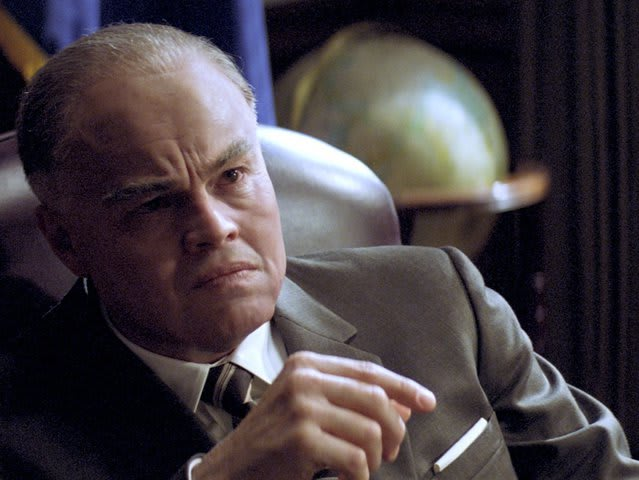 Hoover was a director of the FBI. Leonardo Dicaprio portrayed him in a Clint Eastwood movie