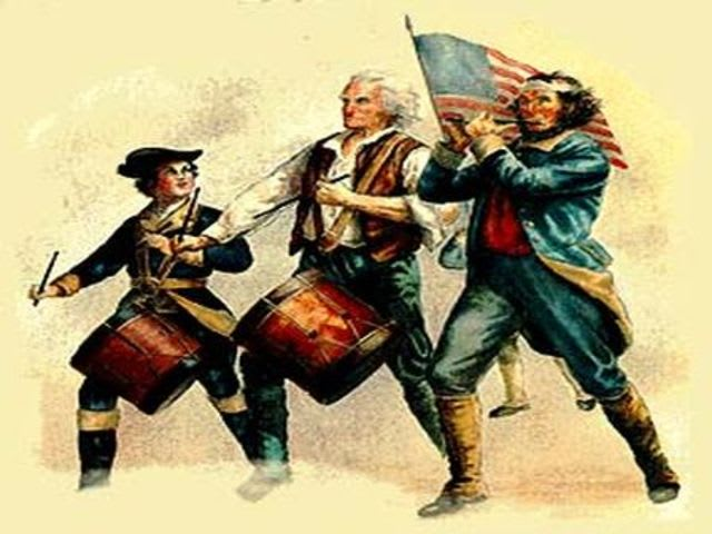 an analysis of the topic of the revolutionary war and the american colonists The american revolution has allowed the multiple taxes that were imposed on the colonists angry look at the american past', 1970'the revolutionary war.