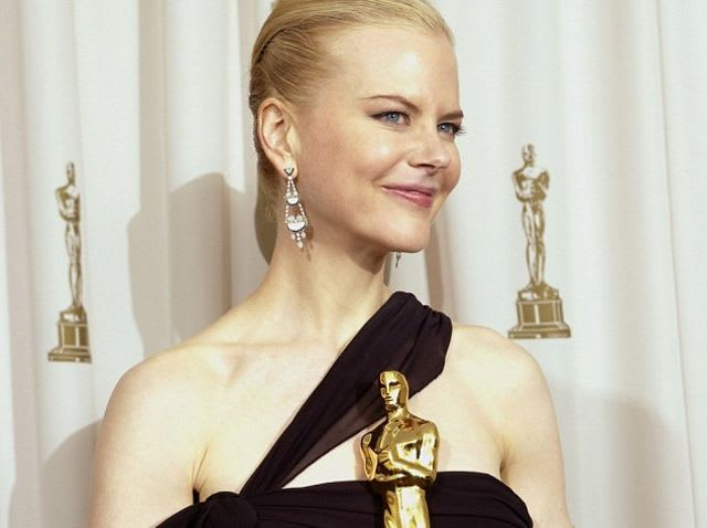 Nicole Kidman has been nominated for four Oscars and has won one Academy Award for The Hours.