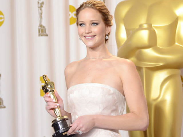 Jennifer Lawrence has been nominated four times, and won one Oscar for Silver Linings Playbook!