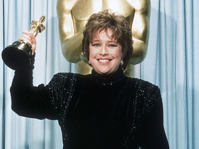 Kathy Bates has been nominated for three Oscars and won one Academy Award for Misery.