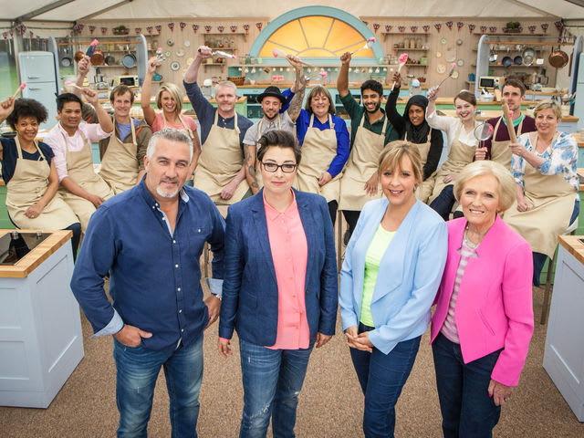 How many viewers tuned in to see the final episode of the Great British Bake Off (on the BBC)?
