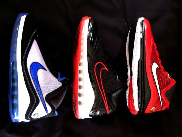 While Griffey wasn't honored in this collection, a Swingman colorway of the LeBron 9 actually hit retail.
